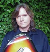 Kevin Briggs - award winning guitarist and backing vocalist. From Toronto, Kevin has gained extensive live experience touring the US and Canada. A sought after player.